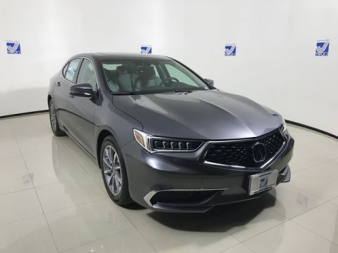 New 2018 Acura TLX w/Technology Pkg