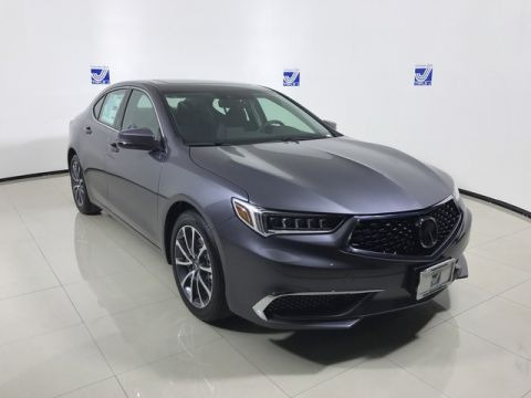 New 2018 Acura TLX V6 FWD 4dr Car