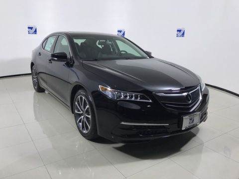 New 2017 Acura TLX V6 FWD 4dr Car
