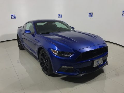 New 2017 Ford Mustang GT Fastback RWD 2dr Car