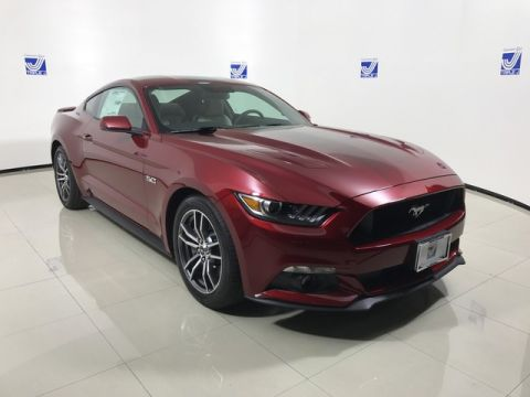 New 2017 Ford Mustang GT RWD 2dr Car