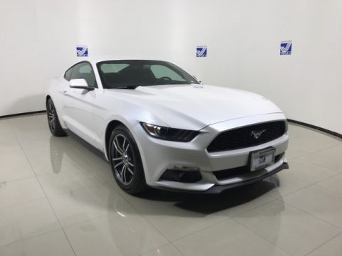 New 2017 Ford Mustang I4 RWD 2dr Car