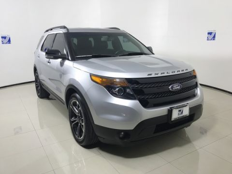 Pre-Owned 2013 Ford Explorer Sport 4WD