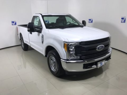 New 2017 Ford F-250 Regular Cab XL 2WD SRW
