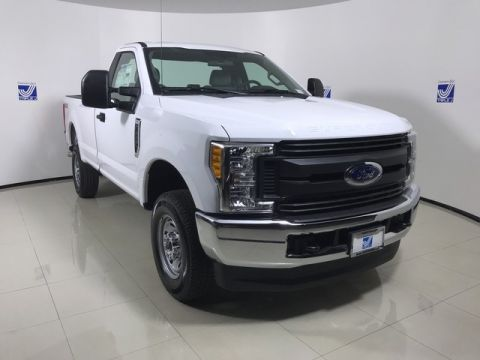 New 2017 Ford F-250 Regular Cab XL 4WD SRW