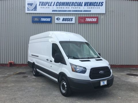New 2018 Ford Transit 350 High Roof Cargo Van