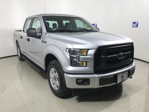 New Ford F-150 2WD SuperCrew XL