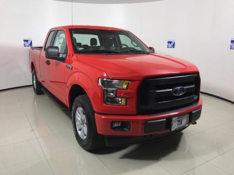 New 2017 Ford F-150 SuperCab Sport 4WD 4WD