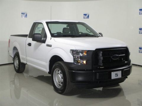 New Ford F-150 RegularCab XL