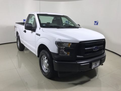 New 2017 Ford F-150 Regular Cab XL 4WD 4WD