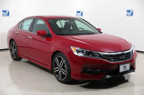 New 2017 Honda Accord Sedan Sport SE FWD 4dr Car