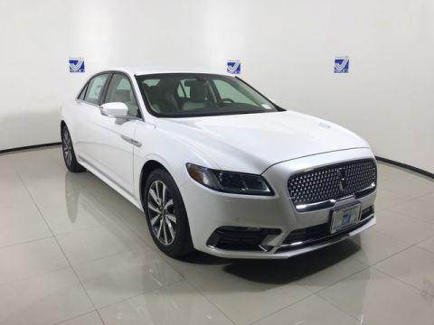 New 2018 Lincoln Continental Premiere