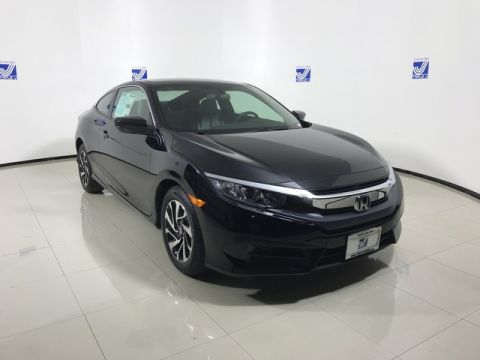 New Honda Civic Coupe LX