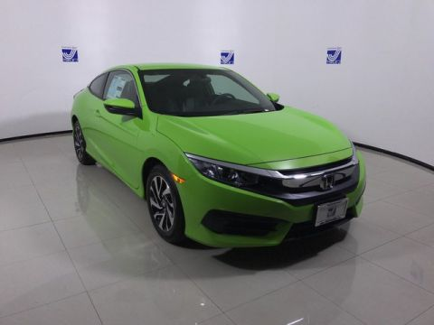 New 2017 Honda Civic Coupe LX FWD 2dr Car