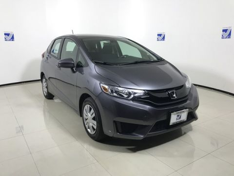 New 2017 Honda Fit LX FWD Hatchback