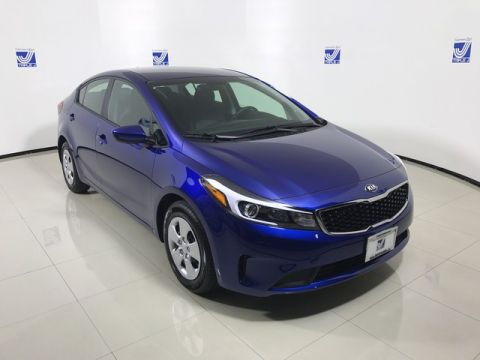 New 2018 Kia Forte S FWD 4dr Car