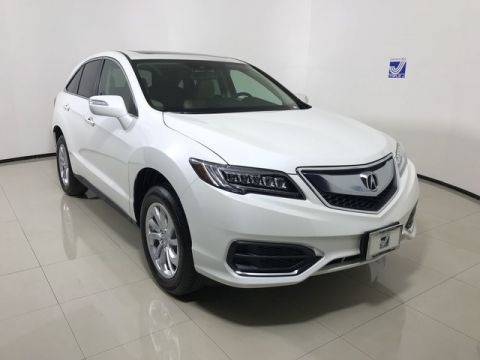 New 2018 Acura RDX TECHPKG