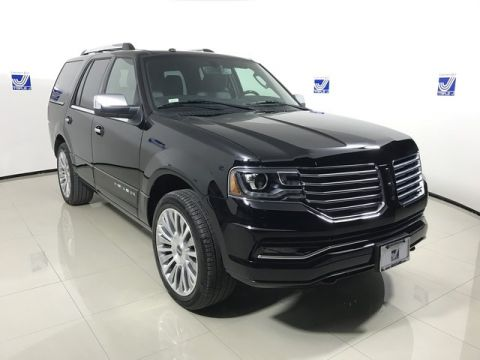 New 2017 Lincoln Navigator Select 4WD