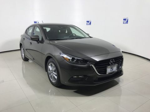 New 2018 Mazda3 5-Door Sport FWD Hatchback