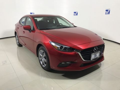 New 2018 Mazda3 4-Door Sport FWD 4dr Car