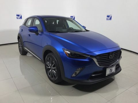 New 2017 Mazda CX-3 Grand Touring With Navigation & AWD