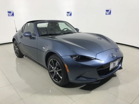 New 2017 Mazda MX-5 Miata RF GRNDTR RWD 2dr Car