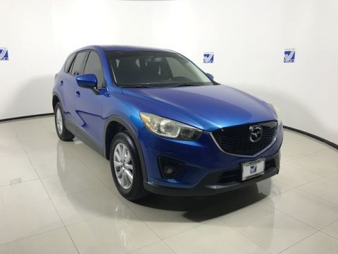 Pre-Owned 2013 Mazda CX-5 Touring FWD Sport Utility