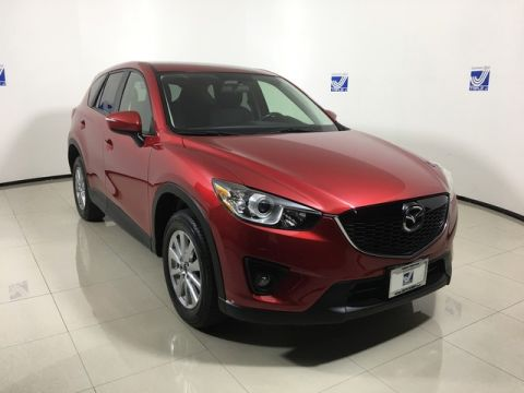 Pre-Owned 2015 Mazda CX-5 Touring FWD Sport Utility