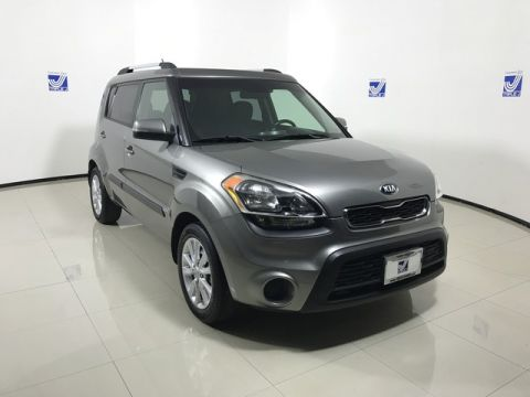 Pre-Owned 2013 Kia Soul  FWD Hatchback
