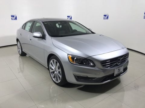 New 2017 Volvo S60 Inscription With Navigation