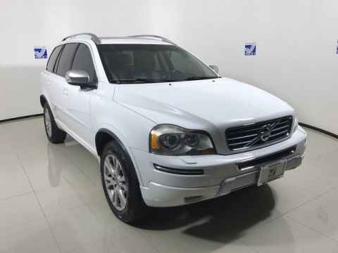 Pre-Owned 2013 Volvo XC90 Platinum With Navigation