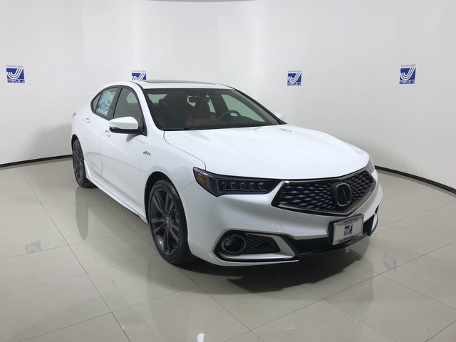 New 2018 Acura TLX TECHV6