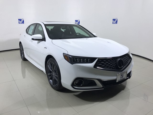 New Acura TLX ASPEC Dr Car In Guam A Triple J Guam - 2018 tlx acura