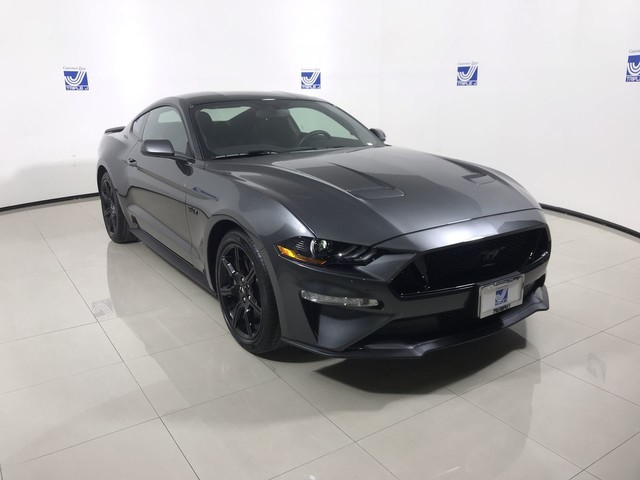 New 2019 Ford Mustang GT w/Black Accent Package