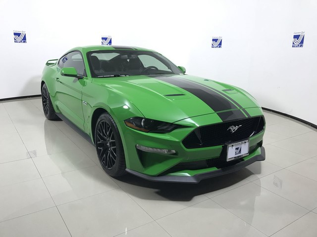 New 2019 Ford Mustang GT Premium w/GT Performance Package