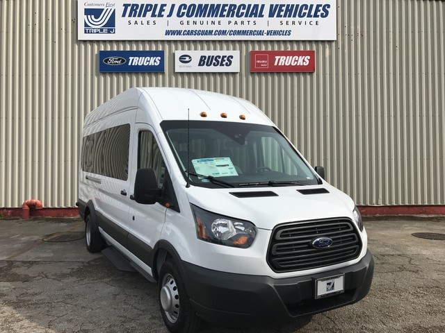 New 2017 Ford Transit Wagon 15 Passenger
