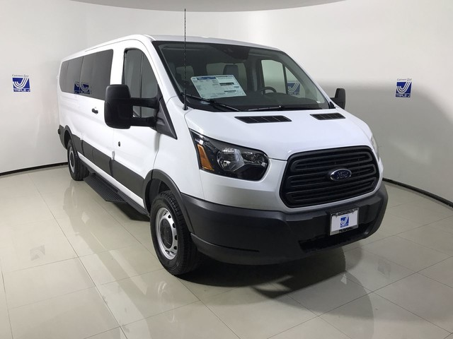 New 2019 Ford Transit 350 XL Low Roof 15 Pax Van RWD Full-size Passenger Van