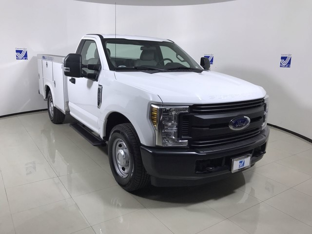 New 2019 Ford Super Duty F-250 XL 2WD SRW 8Ft Utility Body