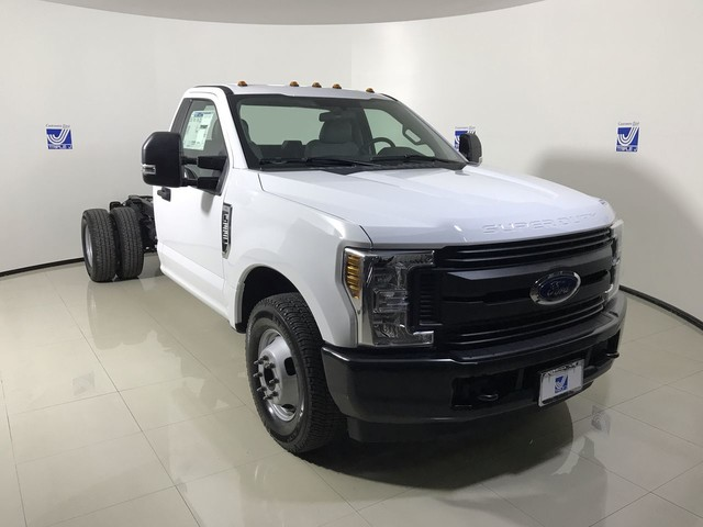 New 2019 Ford Super Duty F-350 XL 2WD DRW Chassis-Cab