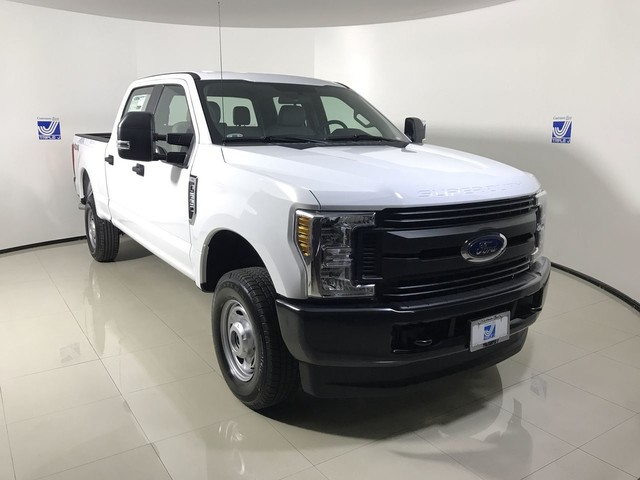 New 2019 Ford Super Duty F-250 XL Crew Cab SRW