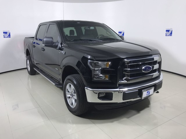 Pre-Owned 2016 Ford F-150 XLT SuperCrew Cab