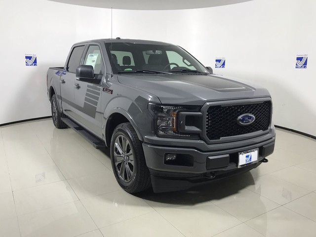 New 2018 Ford F-150 XLT Super Crew 2WD Special Edition