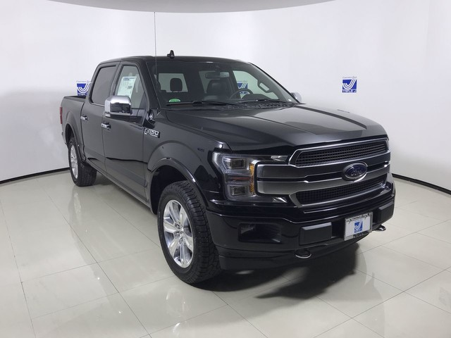 New 2018 Ford F-150 Platinum Super Crew 4WD