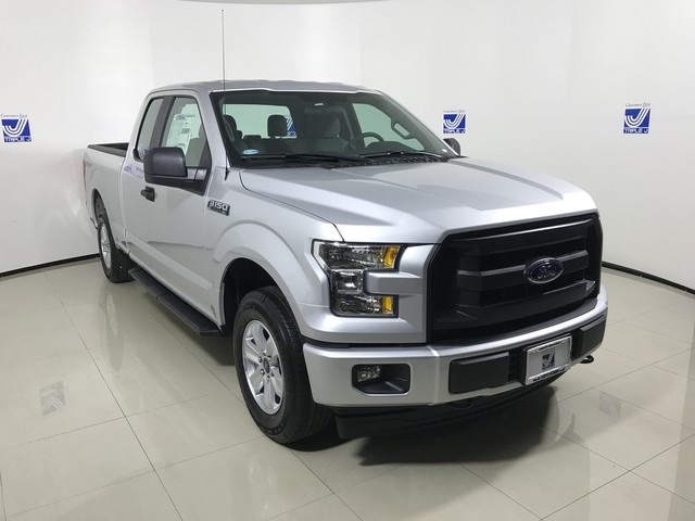 New 2017 Ford F-150 SuperCab Sport 2WD