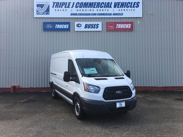 New 2019 Ford Transit 250 XL Medium Roof LWB Cargo Van