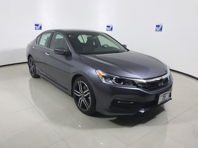 New 2017 Honda Accord Sedan Sport