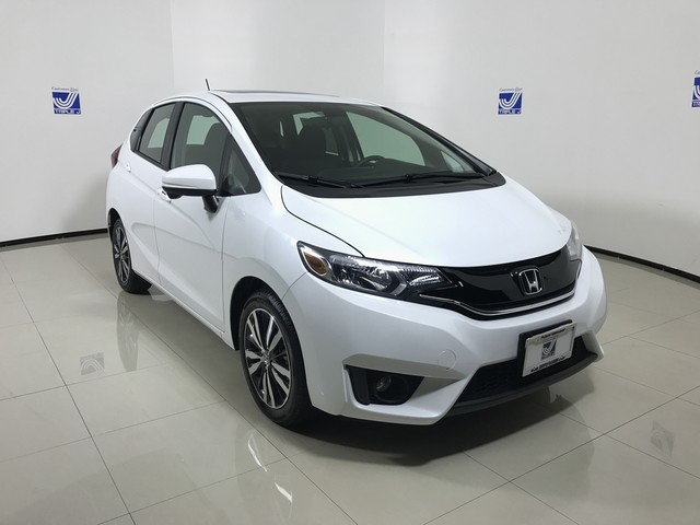New 2017 Honda Fit EX Hatchback in Guam 17H481