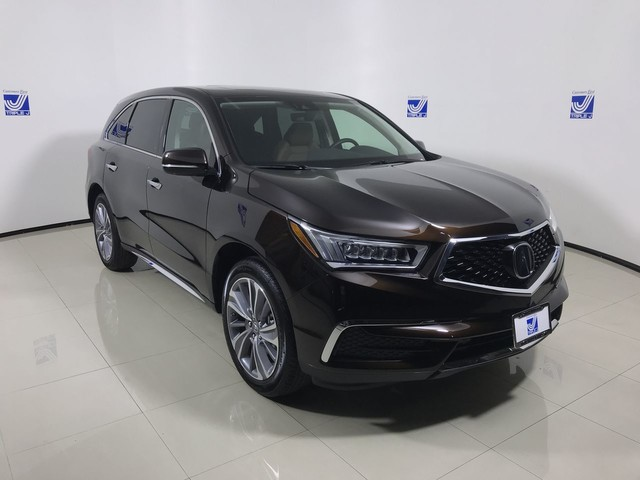 New Acura MDX WTechnologyEntertainment Pkg Sport Utility In - 2018 acura mdx hitch