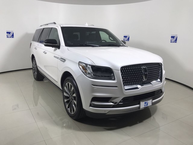 New 2019 Lincoln Navigator Select 4WD