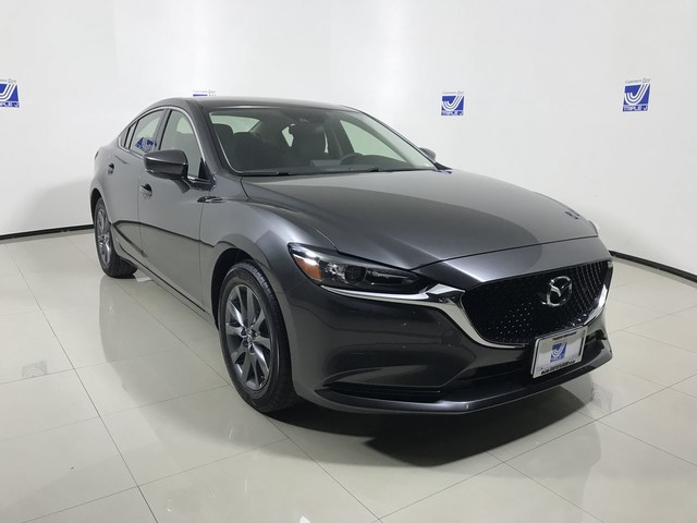 New 2020 Mazda6 Sport w/Aftermarket Wheels & Tires